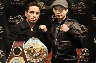 Donaire vs Montiel fight