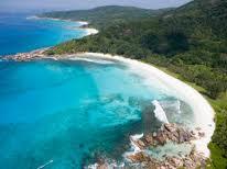 Image of la digue, seychelles