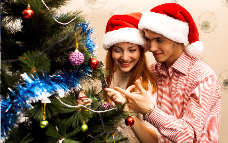 the best india tours christmas and new year celebrations