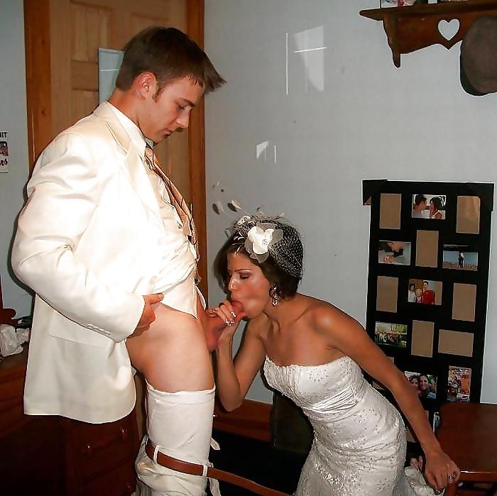 невеста сосет фото