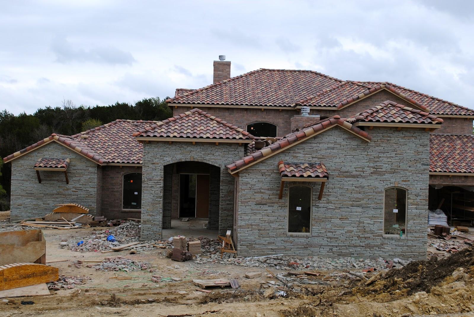 Trinity Classic Homes Progress