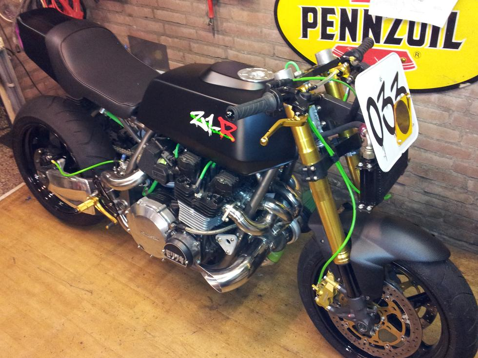 Kawasaki Old Z Series