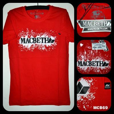 Kaos Surfing MACBETH Kode MCB69