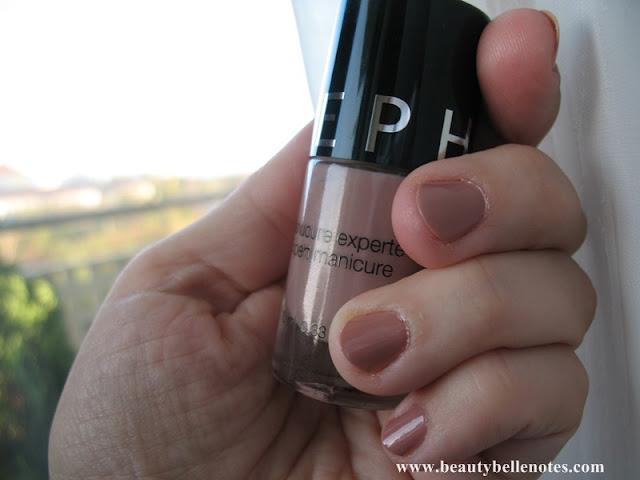 Sephora Expert Manicure Nail Polish - 03 Tender Taupe