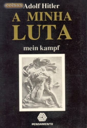 Download Livro Minha Luta (Mein Kampf) Adolf Hitler