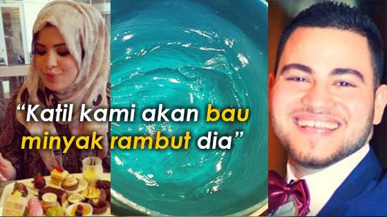 Kisah sayu seorang isteri menemui gel rambut milik suami yang telah meninggal dunia