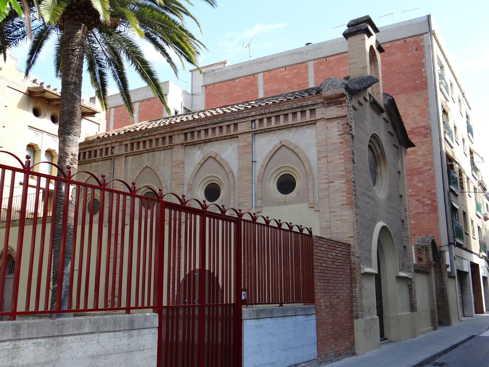 Tot son punts de vista la capella de la mareded u del for Morato vilafranca