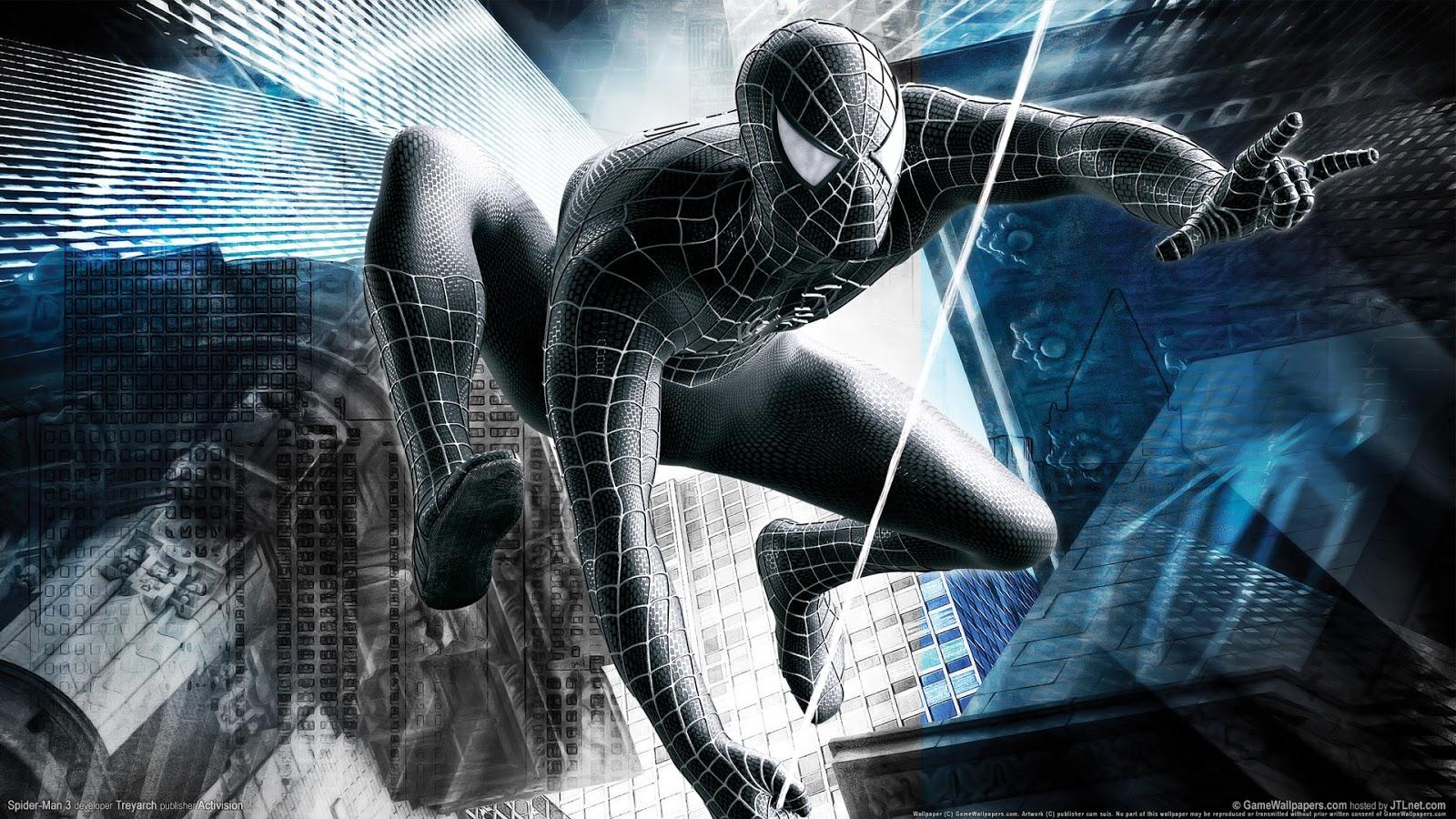 Download Amazing Spiderman 3 Wallpaper