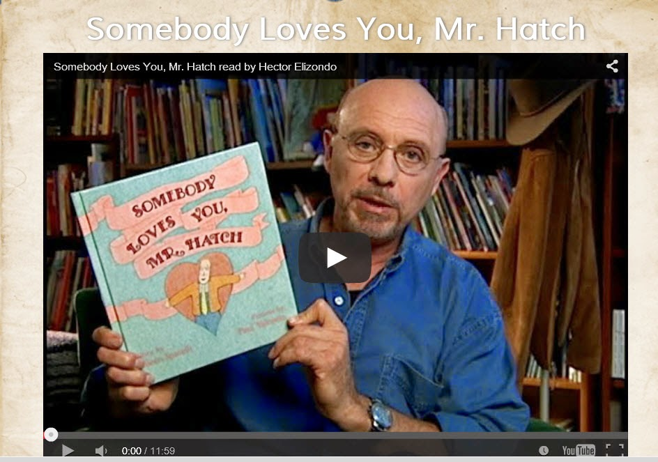 http://www.storylineonline.net/somebody-loves-you-mr-hatch/
