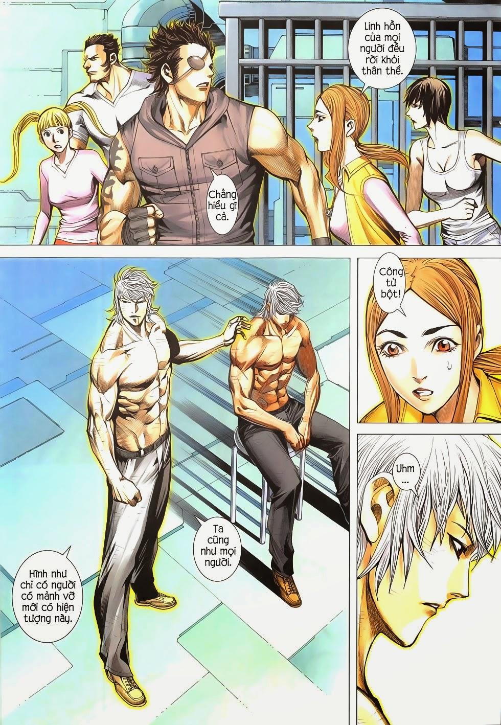Đại Quân Phiệt chap 53 - Trang 27