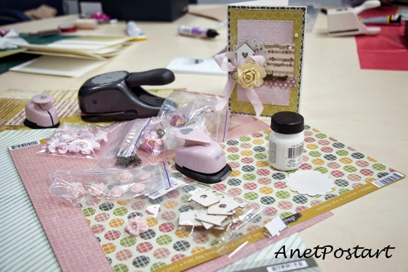 Scrapbooking, Spring Week at Epam Systems