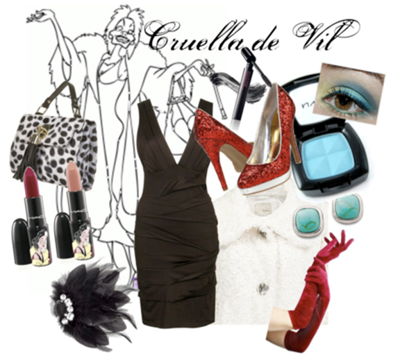 Cruella de Vil's Fashion