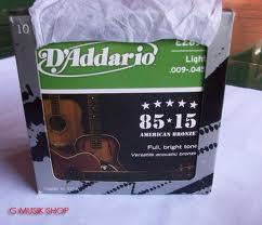 Senar gitar ( D'ddariio ez 890 )