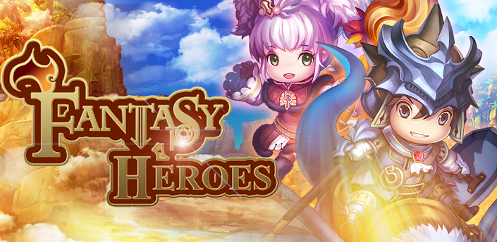 Fantasy Heroes 1.08 MOD APK+DATA (Unlimited Money)