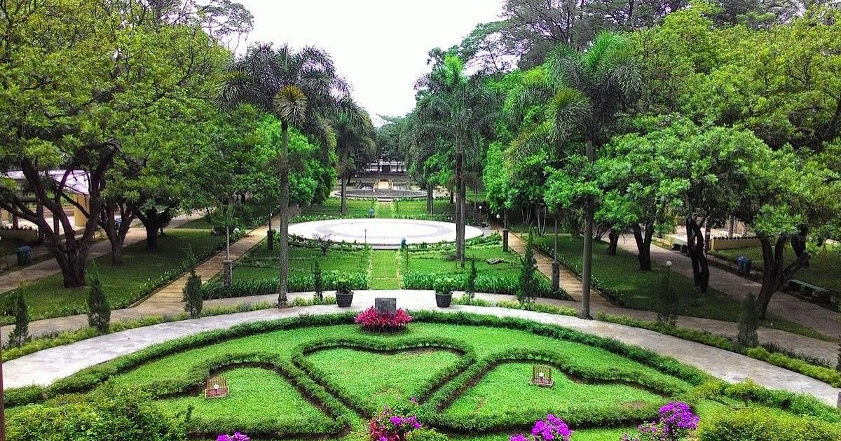 Taman-taman di Kota Bandung - Syahbana