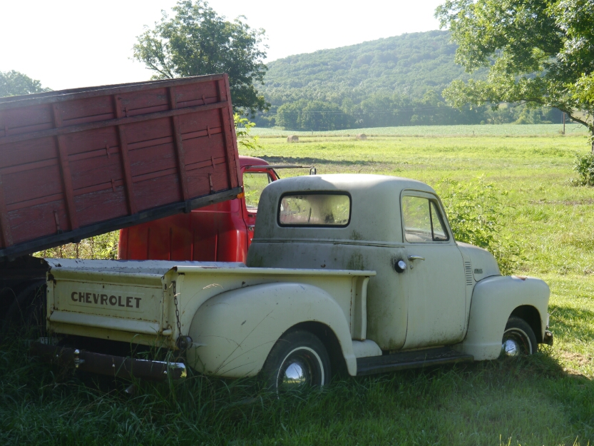 Pieter's truck farm