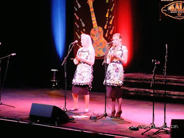 Mersey Belles at GNUF