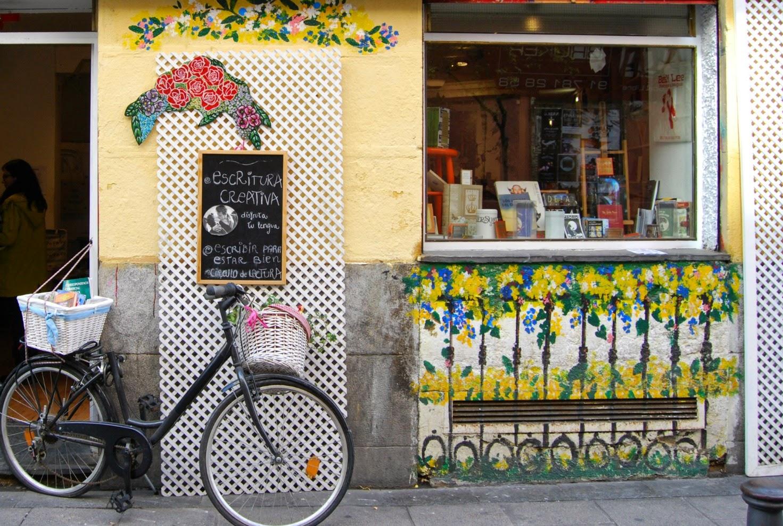 Madrid para principiantes, Malasaña