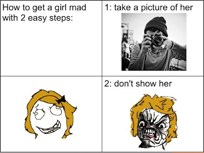 mad girl comic