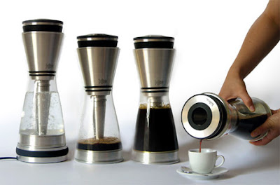 Creative Coffee Makers and Modern Coffee Machine Designs (15) 3