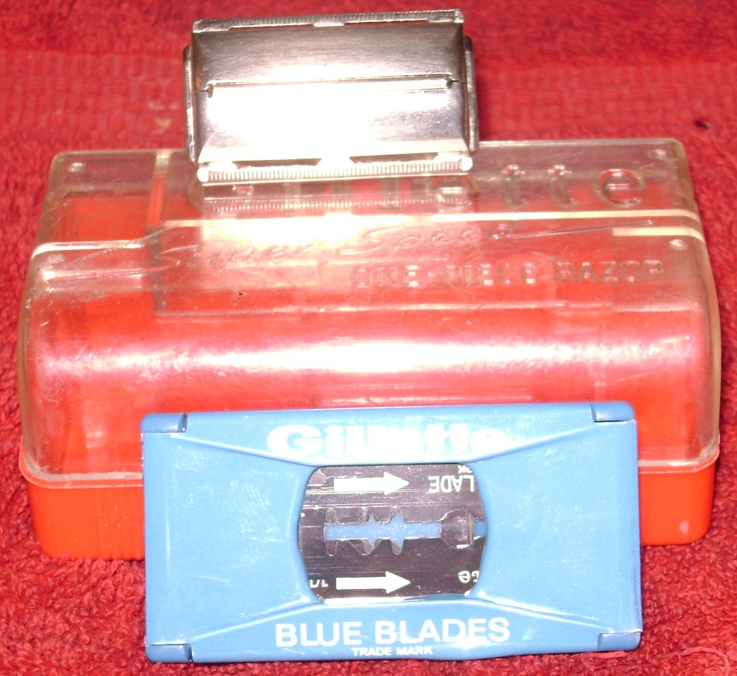 gillette razors dating How to date usa gillette safety razors posted by marissa neel on april 21, 2017 the number one inquiry we receive from customers and vintage shaving enthusiasts relate to dating gillette safety razors.