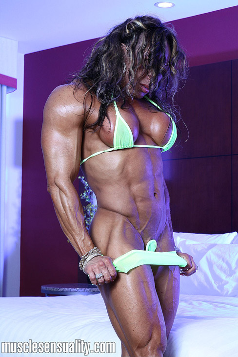 Betty Viana-Adkins Female Muscle Bodybuilding Blog