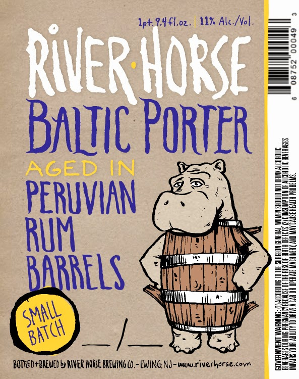 River Horse, New Jersey, Craft Beer, Baltic Porter