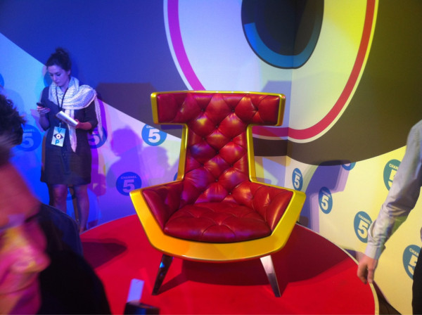 What do you think the new Big Brother Chair? Tell us below!  sc 1 st  Big Brotheru0027s Blog & Big Brotheru0027s Blog: UPDATED x2: Diary Room Chair Unveiled