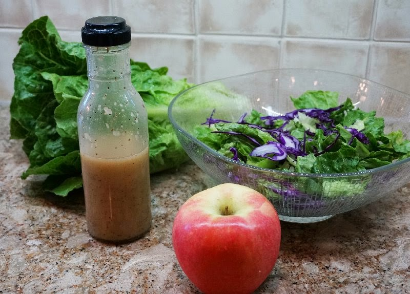 mom's salad dressing