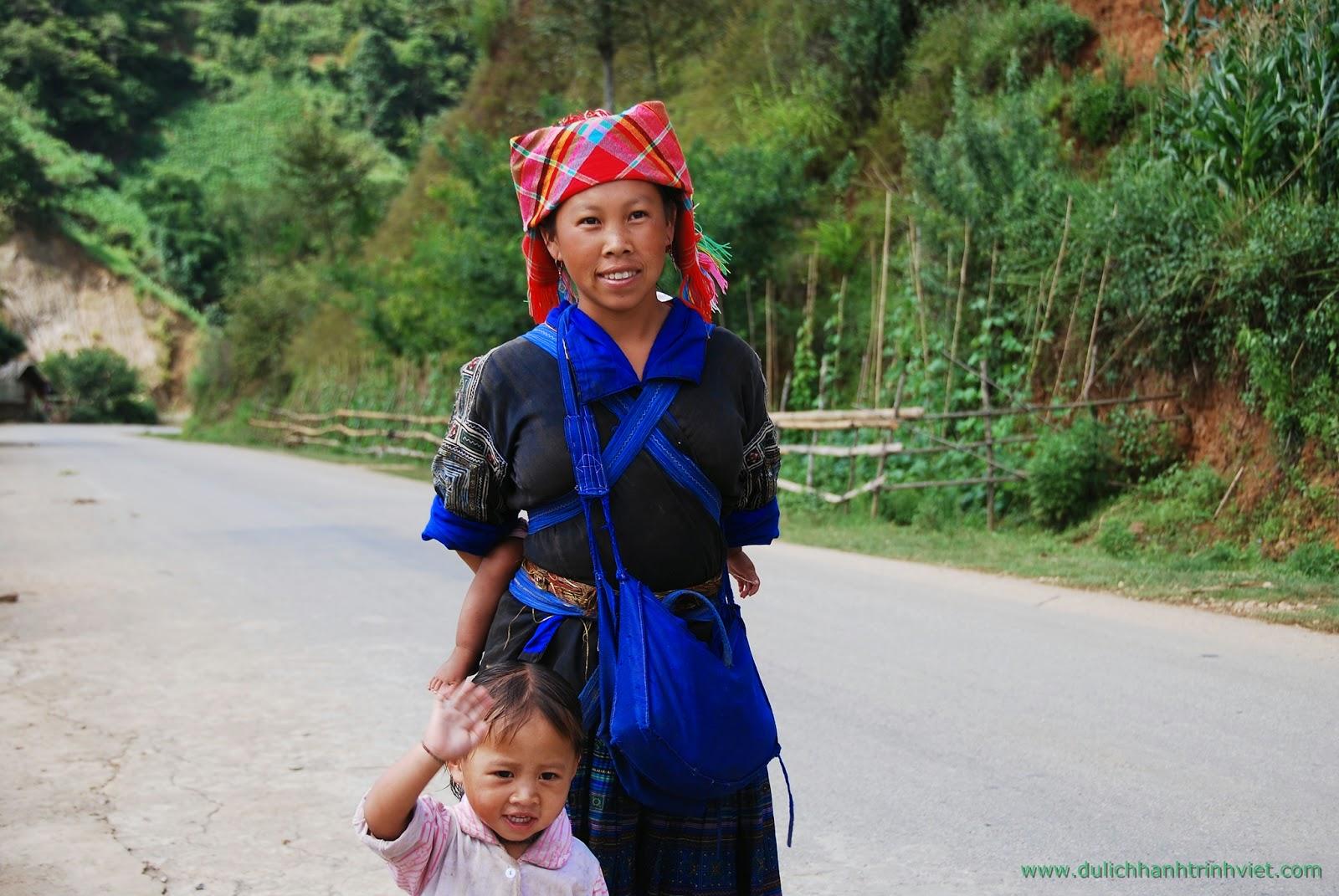 Les charmes de la région Mu Cang Chai