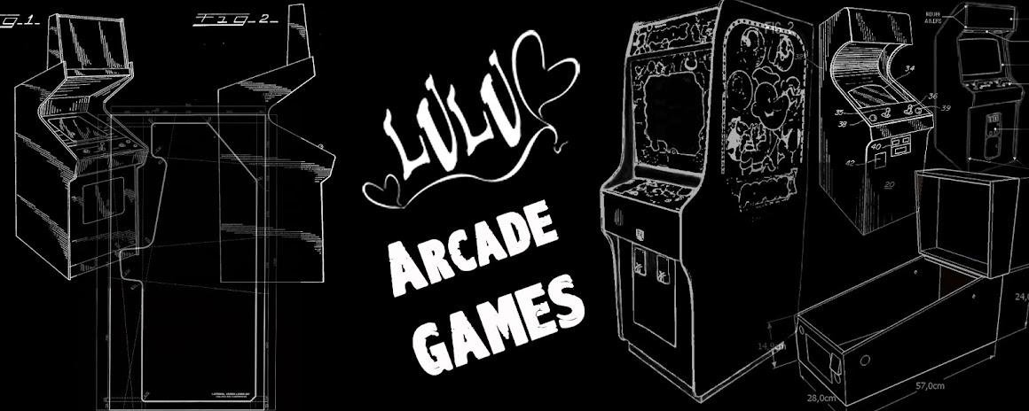 LULUs ARCADE GAMES