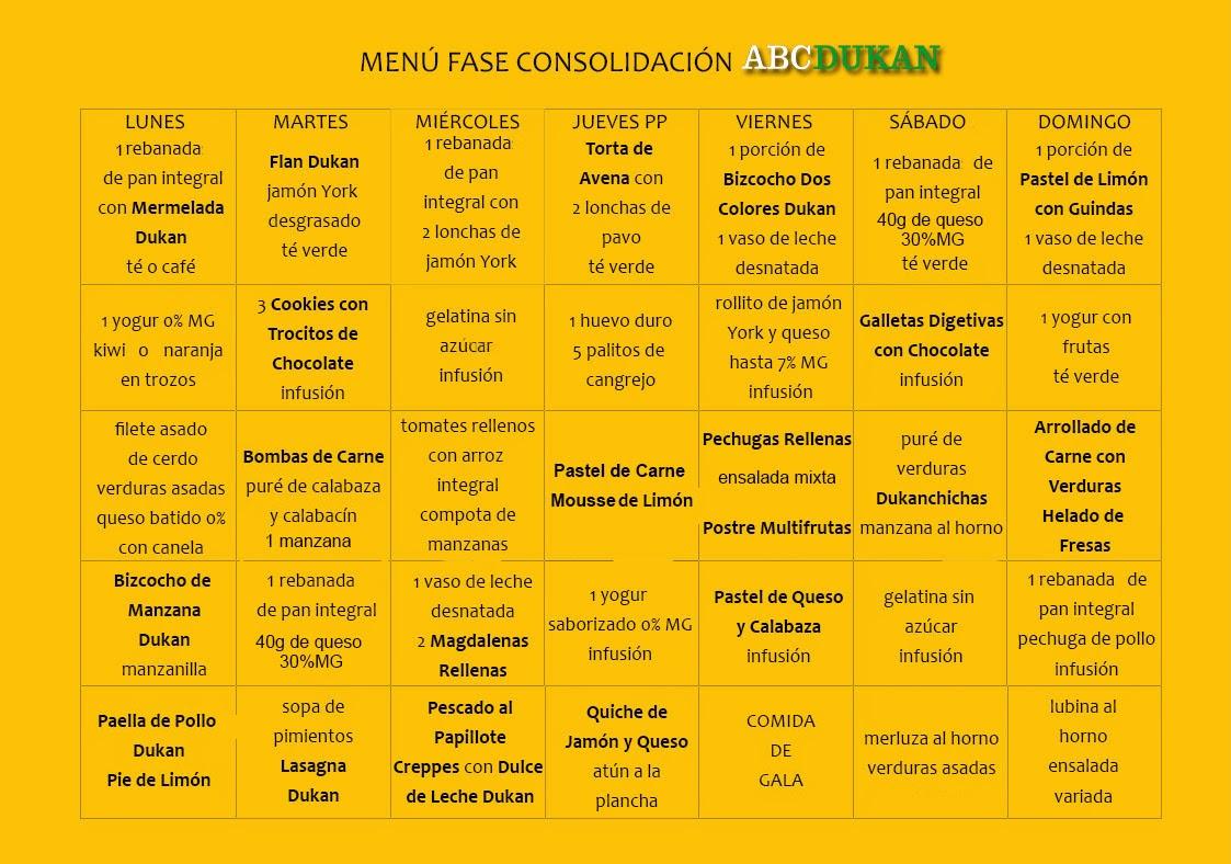 menu fase consolidacion