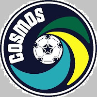 Cosmos logo, badge