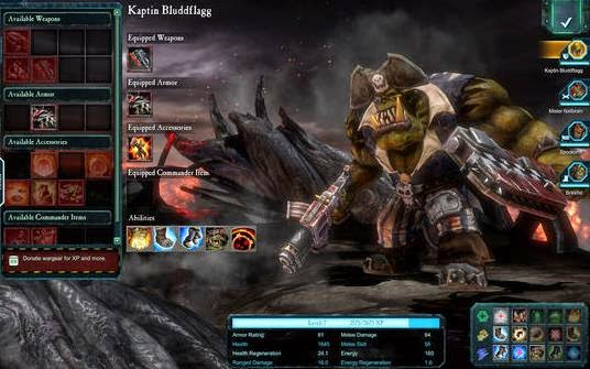 PC Games Warhammer 40 000 Dawn of War II Retribution