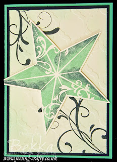 Congratulations Super Stars Card by UK Demonstrator Bekka Prideaux - check out the story behind these cards here