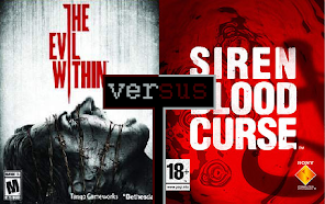 The Evil Within vs. Siren: Blood Curse