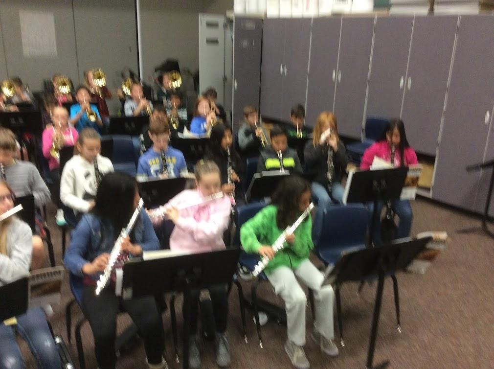 Grade 5 Band!