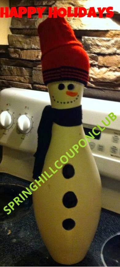 Holiday Craft Idea