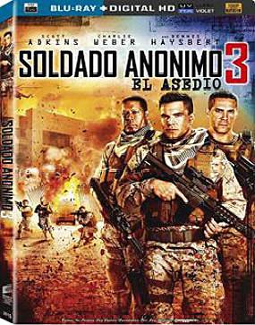 Filme Poster Soldado Anônimo 3: O Cerco BDRip XviD Dual Audio & RMVB Dublado