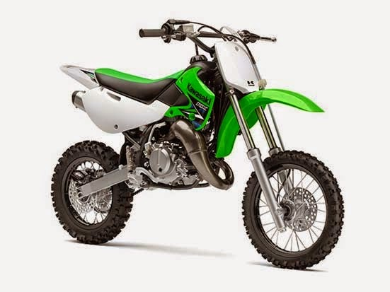 2014 Kawasaki KX65 Specifications and Features