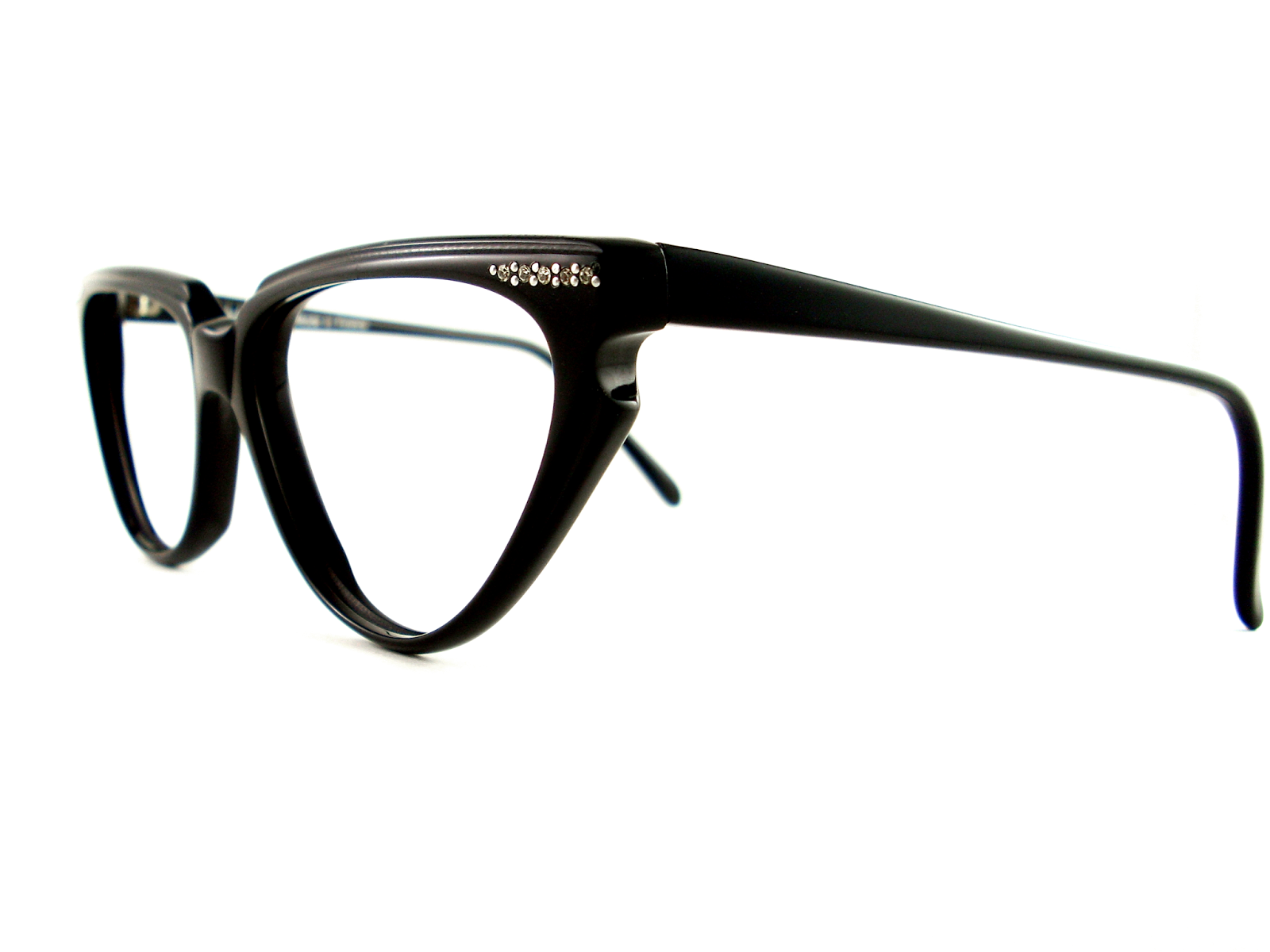 how to clean eyeglasses on the side also