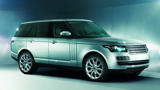 Land Rover has revealed details and images of its 2013 Range Rover. The company says that the new Range Rover is 420kg lighter as compared to the outgoing model.