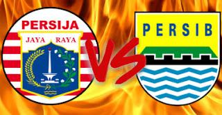 Big Match Persija vs Persib