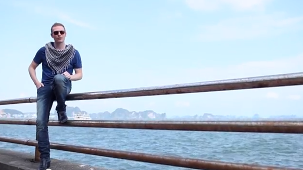 The foreigner made MV about Ha Long, Vietnam