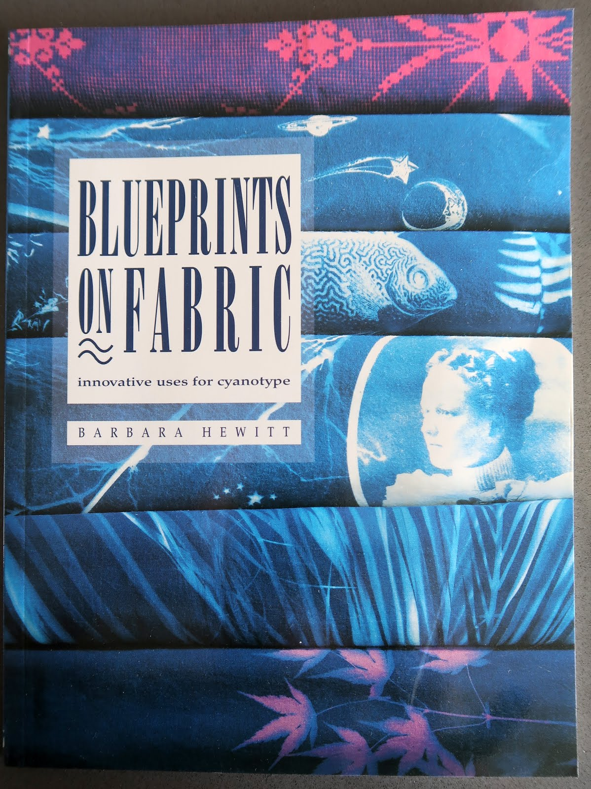 Only $4.99: Blueprints on Fabric (click!)