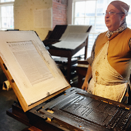 Edes & Gill Printing Office 18th Century Newspaper of the Revolution