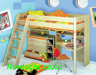 Simple Kids bedroom
