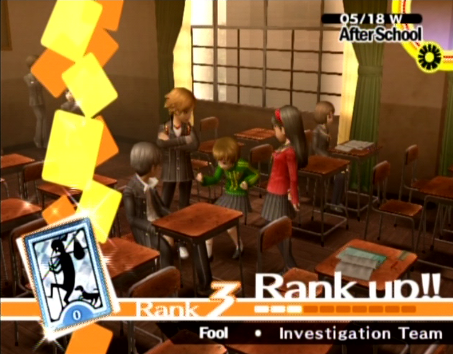 Persona 3 max social link without dating