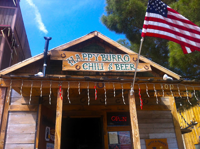 Happy Burro Chili and Beer - Beatty