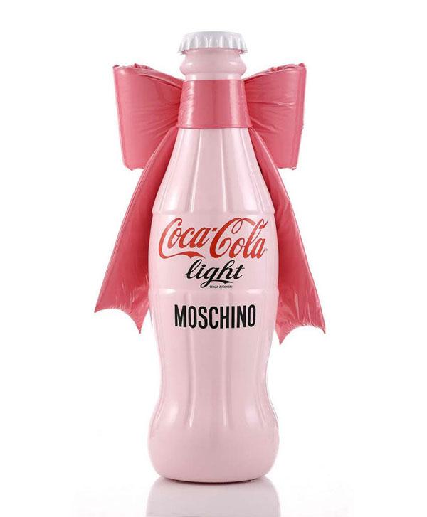 Coca-Cola. Tribute to Fashion